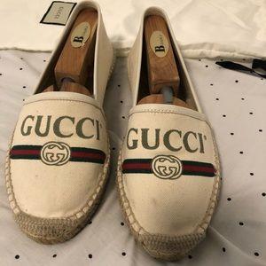 Gucci Espadrille Preloved